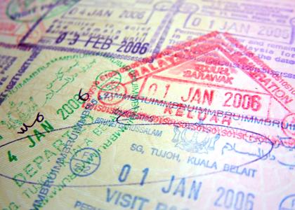 Thailand International Checkpoints